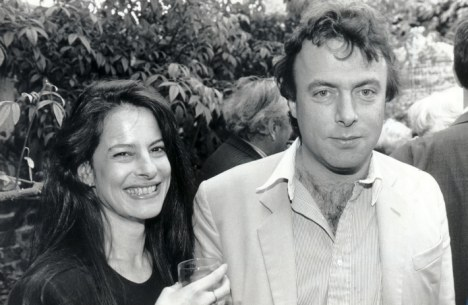 Hitchens and Blue