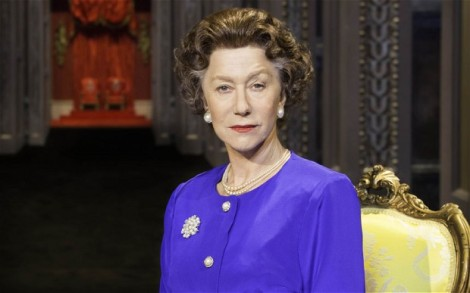 Helen Mirren as the Queen in The Audience