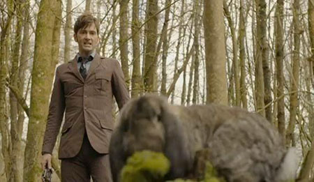 Tennant and Bugs