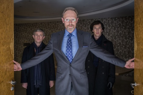 Sherlock S3E3