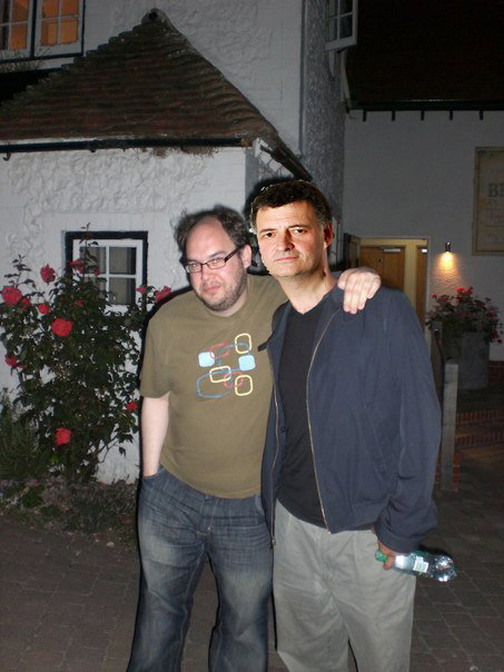 Me and Moffat
